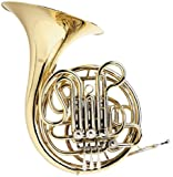Barrington BR FR401 Double French Horn Bb/F Lacquer Finish