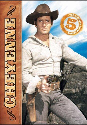 Cheyenne: The Complete Fifth Season (Cheyenne Tv Series Dvd)