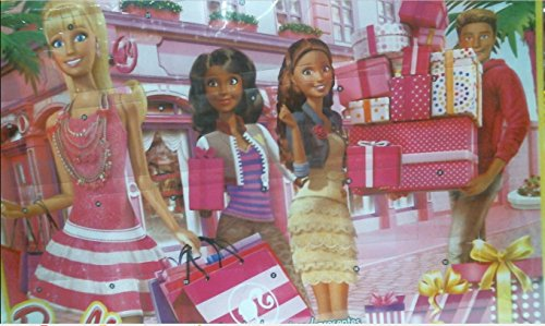 Barbie Calendar - Barbie Advent Calendar