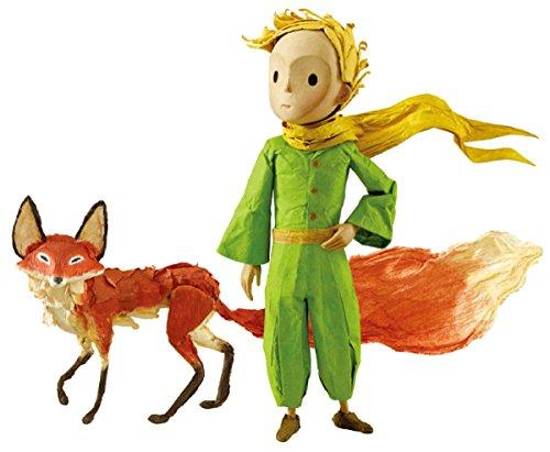Fox Peg Leg (Hape The Little Prince Exclusive Figurines - Journey Toy Figure)