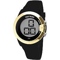 Relógio Feminino Mormaii Digital MO13001/8P - Preto