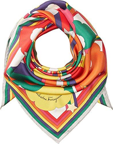 Salvatore Ferragamo Women's Explosion Rainbow One Size by Salvatore Ferragamo