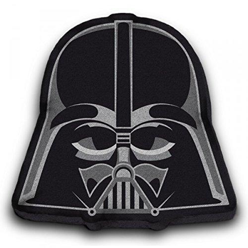 Star Wars Cojín (40 x 40 cm), diseño de Darth Vader: Amazon ...