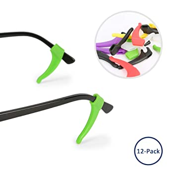 e1cdee7aa71 Amazon.com  Smilon Anti-Slip Silicone Glasses Straps