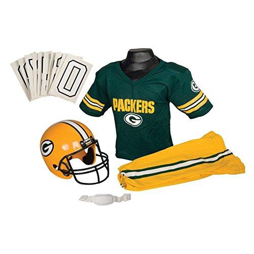 NFL Green Bay Packers Boy's Uniform Set, Medium