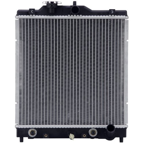1999 Honda Civic Radiator (Spectra Premium CU1290 Complete Radiator for Honda)