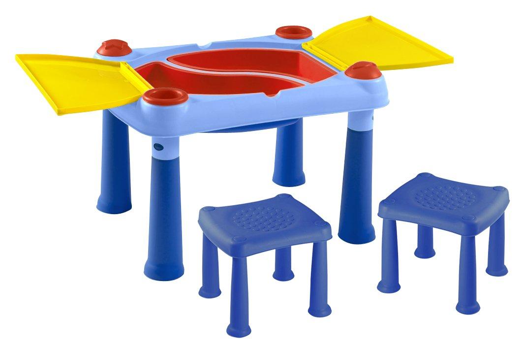 Keter Spieltisch mit Stühlen