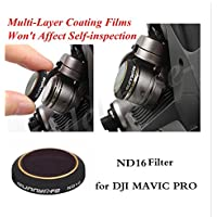 HD ND16 Lens Filters Gimbal Camera Accessories for DJI MAVIC Pro Drone parts