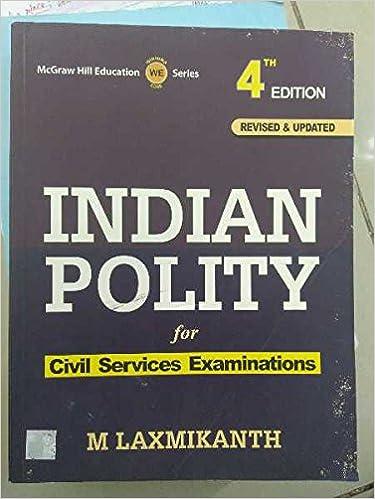 Lakshmikanth Indian Polity 5th Edition Pdf