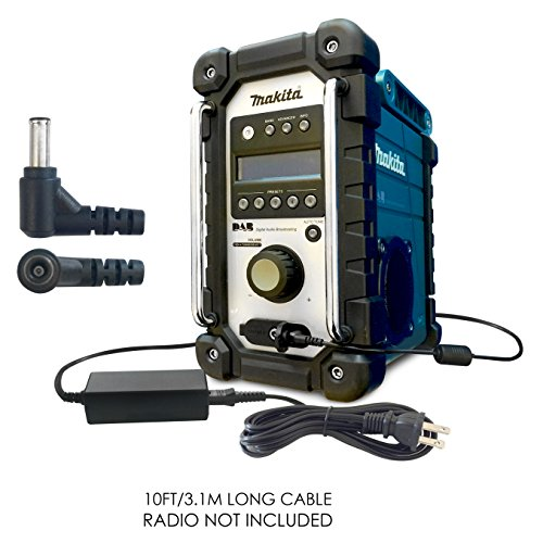 ABC Products Replacement Makita Radio 12V / 12 Volt  AC / DC