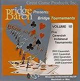 Tournament V.10 CD Bridge Baron Add On
