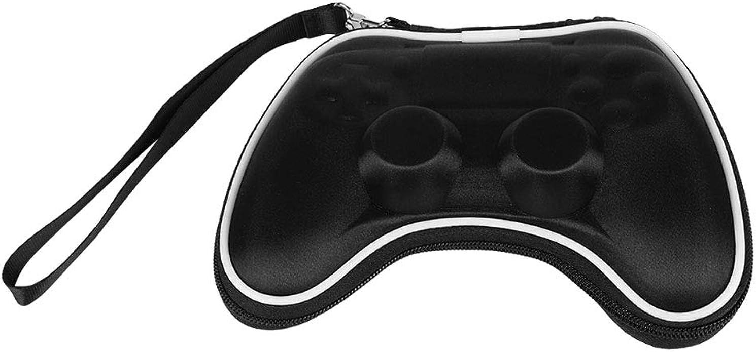 Zerone Estuche portátil para PS4, Estuche portátil de Viaje con Bolsa de Viaje para Playstation 4 Controller Gamepad, Shockproof (Negro): Amazon.es: Zapatos y complementos