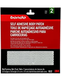Bondo Self Adhesive Body Patch, (933)