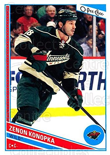 zenon-konopka-hockey-card-2013-14-o-pee-chee-60-zenon-konopka