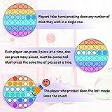 Pop Fidget Toy Push pop pop Bubble Fidget Sensory