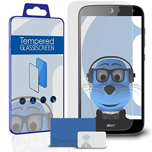 Tempered Glass Protector for Acer Liquid Z630 - 3