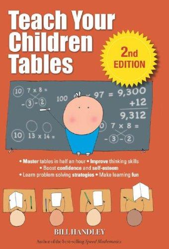 TEACH YOUR CHILDREN TABLES: 2E