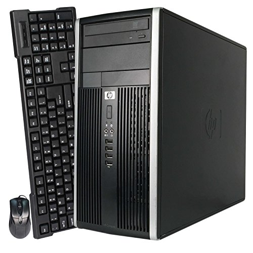HP 6000 PRO Business High Performance Tower Desktop Computer PC (Intel C2D E8400 3.0G,8G RAM DDR3,1TB HDD,DVD-ROM,Windows 10 Professional)(Certified Refurbished) by AST Computer (Image #2)