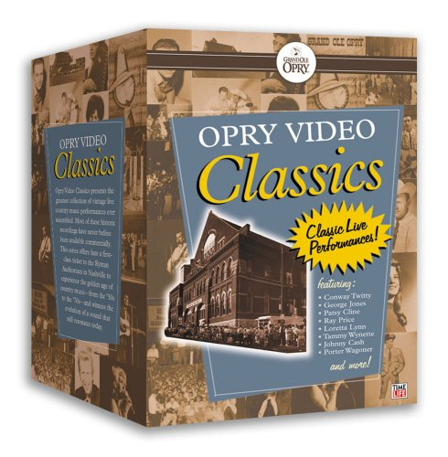 Opry Video Classics by Grand Ole Opry