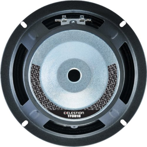 Speaker - 8in. Celestion, T.F. Pro Component, 150 W, 8 Ohm (150w Component Speaker)