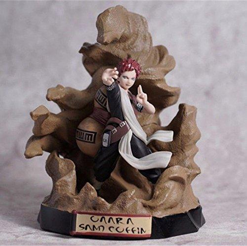 Anime Sabaku no Gaara Limited PVC Figure No Retail Box
