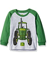 Toddler Boys' Big Tractor Tee