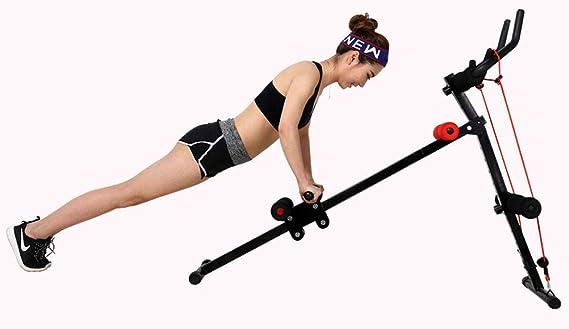 SJZC Banco De Ejercicios MusculacióN Ajustable Banco MusculacióN Mancuernas,red3: Amazon.es: Deportes y aire libre