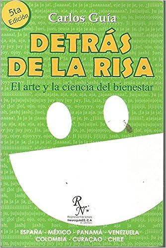 DETRAS DE LA RISA: CARLOS GUIA: 9789807276047: Amazon.com: Books