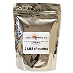 OXALIC ACID 99.6% 2 Lb. Deck, Crystals, ...