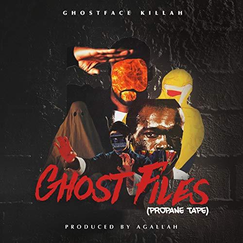 Ghost Files - Propane Tape - Album Ghostface Killah