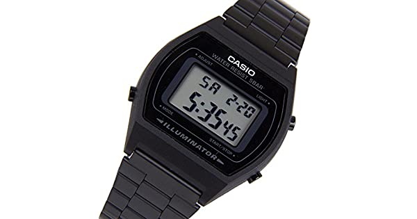 524b9ece374 Relógio Masculino Casio Digital Esportivo B640WB-1ADF  Amazon.com.br   Amazon Moda