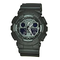 Casio Men s GA100 1A1 Black
