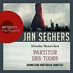Partitur des Todes: Kommissar Marthaler ermittelt | Jan Seghers