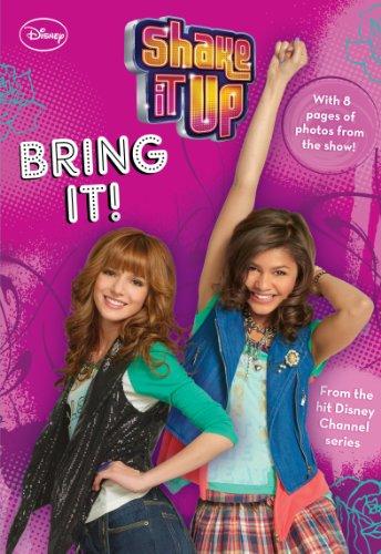 Shake It Up!:  Bring It! (Shake It Up! Junior Novel Book -