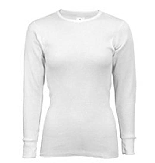 7ff90c616 Indera - Womens Thermal Long John Top 500LS at Amazon Women's Clothing  store: Base Layer Underwear