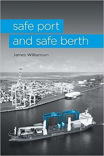 Safe Port and Safe Berth: James Williamsen: 9789036766951