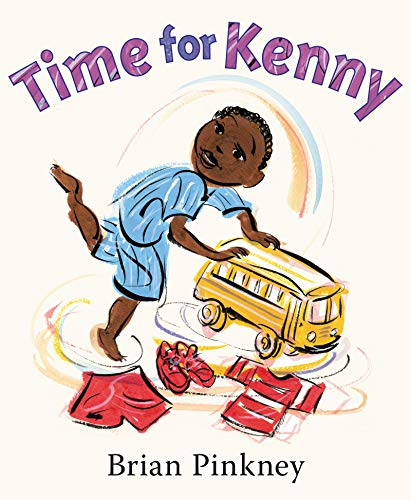 Book Cover: Time for Kenny