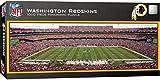 MasterPieces NFL Washington Redskins Stadium Panoramic Jigsaw Puzzle, 1000 Pieces