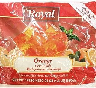 product image for Royal Orange Gelatin, 24 Ounce -- 12 per case.