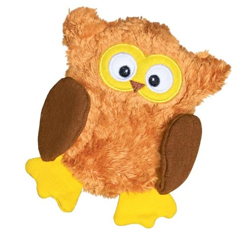 KONG Softies Owl Catnip Toy, My Pet Supplies