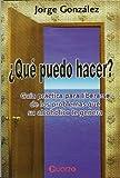 Que Puedo Hacer?, Jorge Gonzalez, 9685270562
