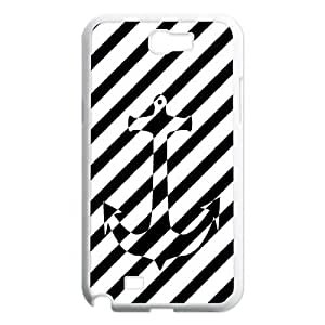 Sailor Anchor Customized Cover Case for Samsung Galaxy Note 2 N7100,custom phone case ygtg574362
