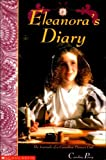 Front cover for the book Eleanora's Diary by Caroline Parry