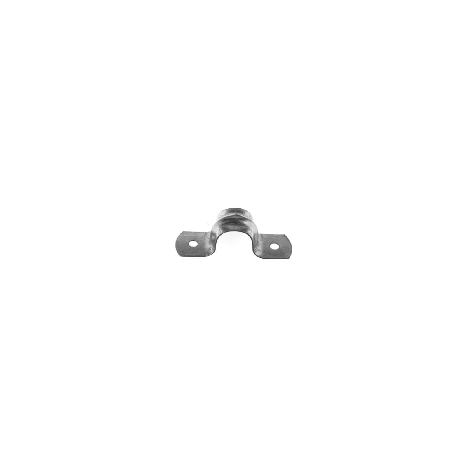 Halex/Scott Fetzer 91205 1/2-Inch 2-Hole Steel Rigid Conduit Strap - Quantity 200