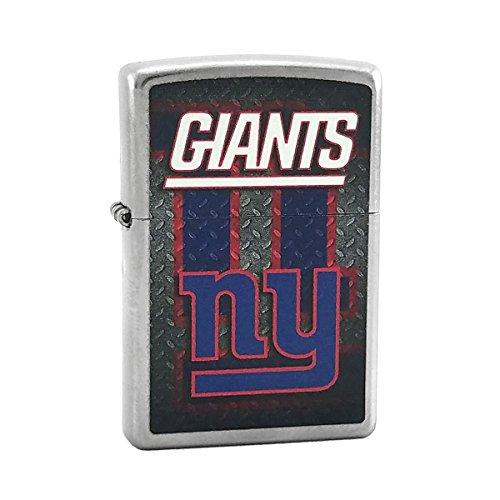 New York Giants Zippo Lighter - Custom Style Personalized Zippo Lighter NFL - Free Laser Engraving (New York Giants)