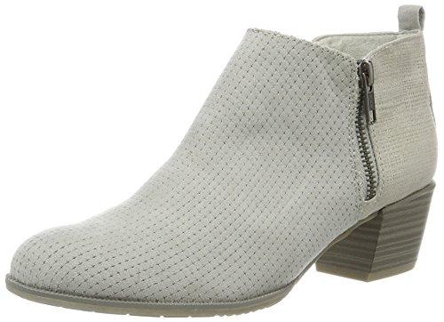 Jana 25304, Women's Ankle Boots, Grey (Grey 200), 7 UK