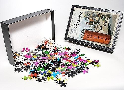 Photo Jigsaw Puzzle of A dangerous firecracker