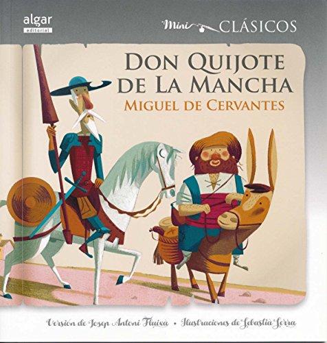 Don Quijote De La Mancha Mini Clasicos Libro Pdf Miguel De