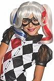 Rubies Costume Girls DC Super Hero Harley Quinn Wig
