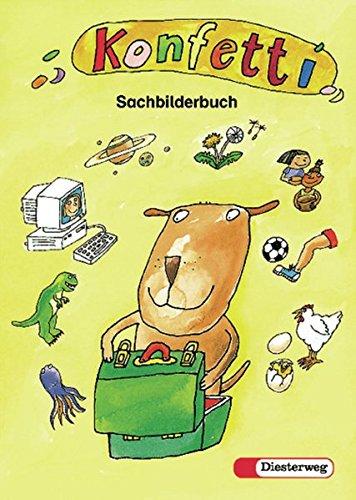 Konfetti Sachbilderbuch. Für alle Bundesländer, außer Bayern.